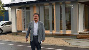 写真:住宅の光熱費負担ゼロを推進